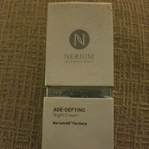 NEW SEALED NERIUM AD FACE AGE-DEFYING NIGHT CREAM